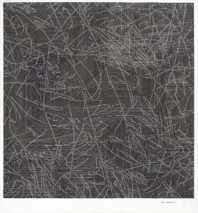 Butt Johnson, 'The Clustering Illusion', 2013
