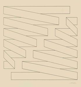 Nicola Carrino, 'Structure ', 1969