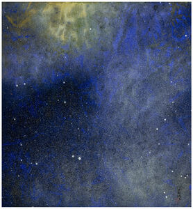 CHEN ZHENG-LONG 陳正隆, 'Starry Sky  星夜', 2018