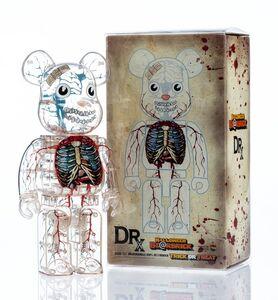 BE@RBRICK X Dr. Romanelli, 'Halloween 400%', 2008