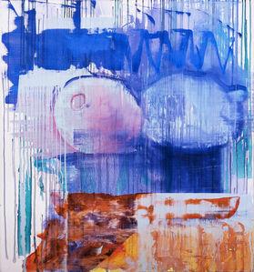 Alexander Kroll, 'Zurbaran', 2015