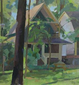 Kristen Peyton, 'Tilt House at Campmeeting', 2020
