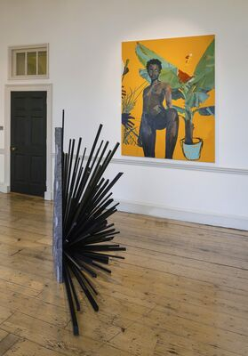 Tyburn Gallery at 1:54 London 2017, installation view