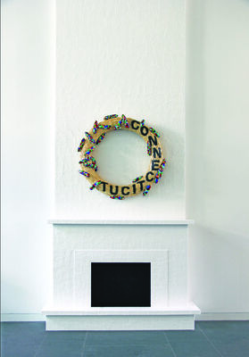 Anissa Mack: Junk Kaleidoscope, installation view