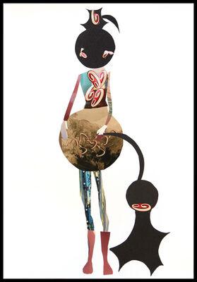 Nora Fisch at arteBA Special Edition, installation view
