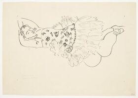 Henri Matisse, 'Danseuse endormie', 1926