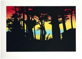 Peter Doig, 'Big Sur', 2000-2001