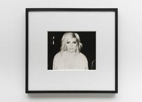 Andy Warhol, 'Debbie Harry (Blondie) (close-up)', 1985