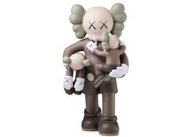 KAWS, 'Clean Slate Brown', 2018