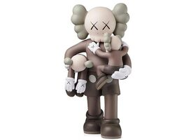KAWS, 'Clean Slate Vinyl Figure Brown', 2018