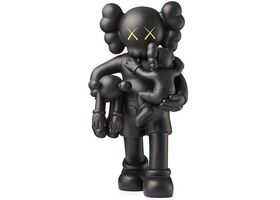 KAWS, 'Clean Slate Vinyl Figure Black', 2018