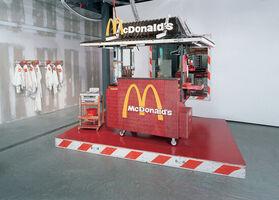 Tom Sachs, 'Nutsy's McDonalds', 2001