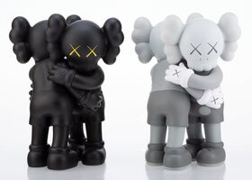 KAWS, 'Together (two works)', 2018