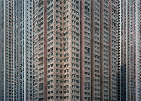 Michael Wolf (b. 1954), 'Architecture of Density #15', 2003
