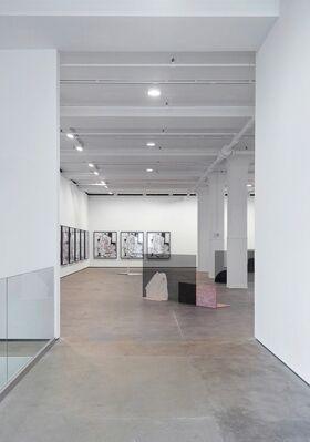 Jose Dávila: Stones Don't Move, installation view