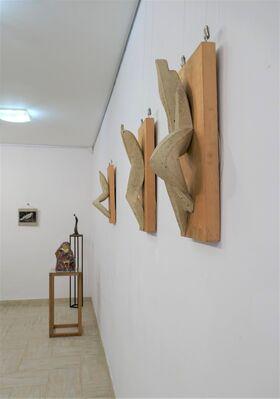 ESSAYS, installation view