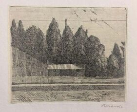 Campo di Tennis ai Giardini Margherita a Bologna
