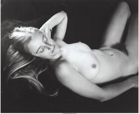 Nude on Couch