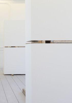 """Finbar Ward """"In Waiting"""", installation view"""