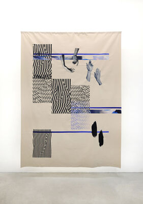 FAY NICOLSON | UN MAKE ME, installation view