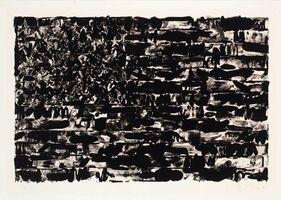 Jasper Johns, 'Flag I (ULAE 4)', 1960
