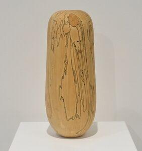 David Ellsworth, 'Homage Pot Large'