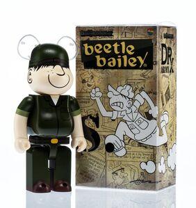 BE@RBRICK X Dr. Romanelli, 'Beetle Bailey 400%', 2011