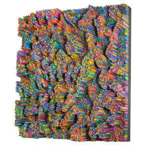 Francesca Pasquali, 'Straws Multicolor', 2016