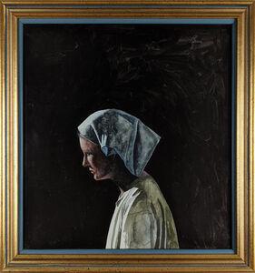 Miguel Padura, 'Portrait of a Woman'