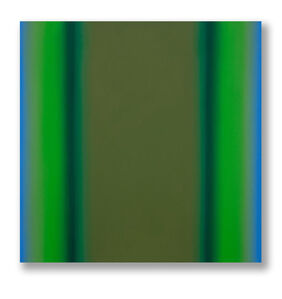 Ruth Pastine, 'Inevitability of Truth 17-S4848 (Red Green/Olive Green)', 2015