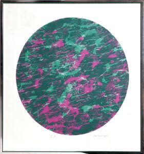 Domenick Turturro, 'Worldscape', 1978