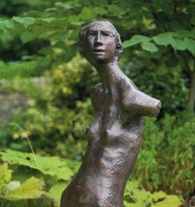 Ralph Brown, 'Vernal figure', 1957