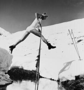 Fernand Fonssagrives, 'Savoir Faire, Lac de Tignes, 1935'