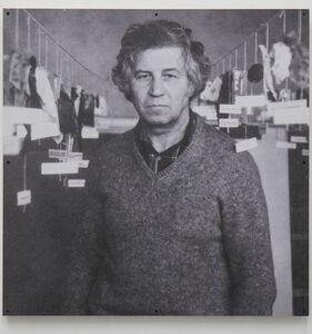 Ian Ginsburg, 'Portrait of Ilya Kabakov 2', 2017