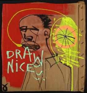Adam Neate, 'Draw Nice'