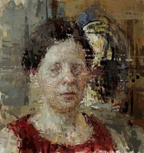 Ann Gale, 'Shawna', 2016
