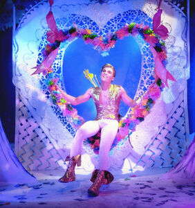 James Bidgood, 'Valentine', mid-1960s