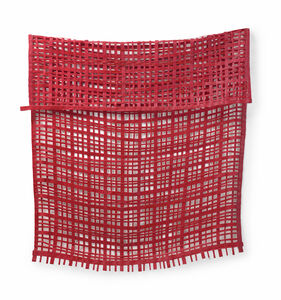 Carly Glovinski, 'Red Handed Towel', 2017