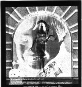 Arthur Siegel, 'Untitled Photomontage', 1963