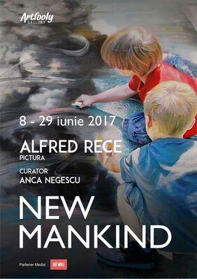 New Mankind, installation view