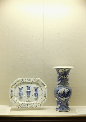Revive, Remix, Respond: Contemporary Ceramic Artists and The Frick Pittsburgh, installation view