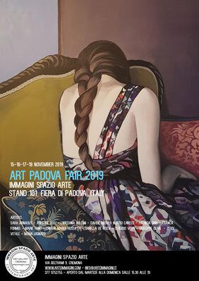Secret Art Society  at Arte Padova 2019, installation view