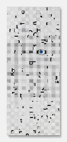 Charles Mayton, 'Lame Word for Same Eye', 2015