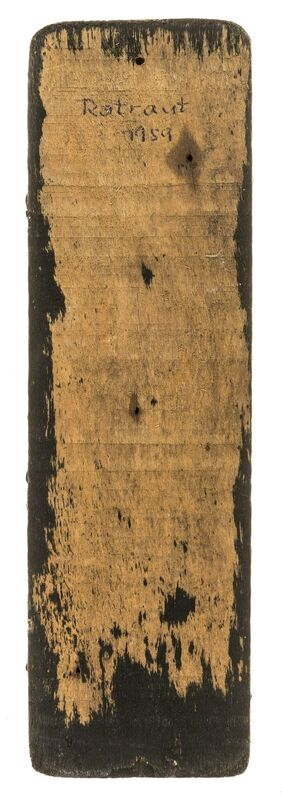 Rotraut Klein-Moquay, 'Untitled (1959)', 1959, Painting, Acrylic and resin on wood, Forum Auctions
