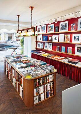 TASCHEN Store London Claridge's, installation view