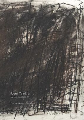 Catalogues by Josef Winkler, installation view