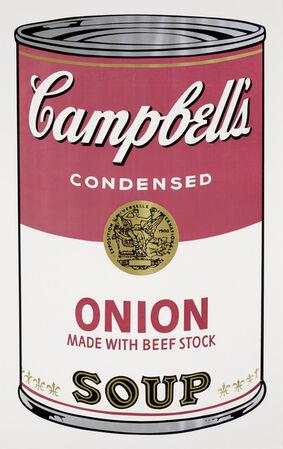 Onion Soup, from Campbell's Soup I (Feldman & Schellmann II.47)