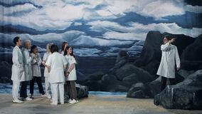 Figures in Landscape (Wednesday)