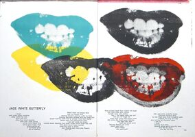Andy Warhol, 'Marilyn Monroe I Love Your Kiss Forever Forever 5', 1964