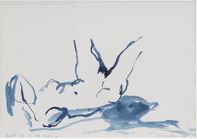 Tracey Emin, 'Sex 28 25-11-07 Sydney', 2007